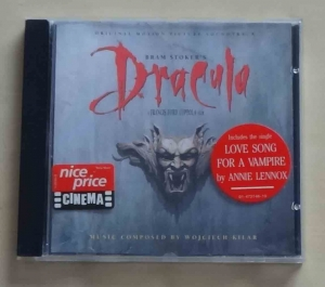 Bram Stoker's Dracula. Original Motion Picture Soundtrack, płyta CD