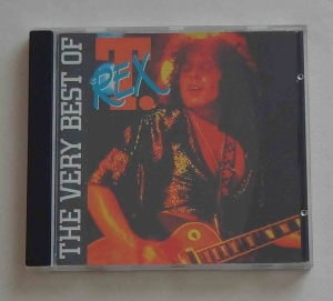 The Very Best of T. Rex, płyta CD