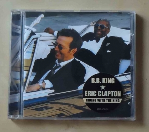 Riding With The King. B.B.King, Eric Clapton. CD