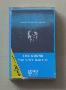 The Doors, The Soft Parade, kaseta magnetofonowa
