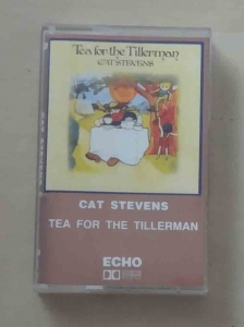 Cat Stevens, Tea For The Tillerman, kaseta magnetofonowa