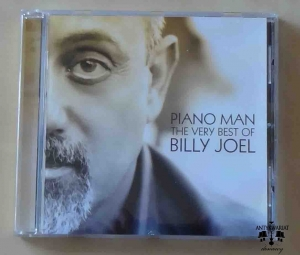 Piano Man, The Very Best of Billy Joel, CD