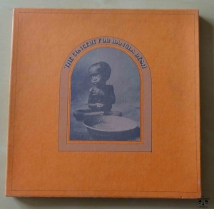 The Concert For Bangla Desh, 3 x LP, Album + Box, 3 płyty winylowe