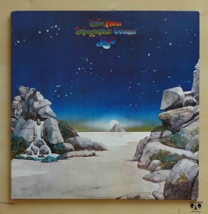 YES, Tales From Topographic Oceans, 2 płyty winylowe