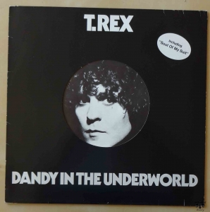 T. Rex, Dandy In The Underworld, płyta winylowa
