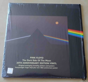 Pink Floyd, The Dark Side Of The Moon 30th Anniversary Edition Vinyl