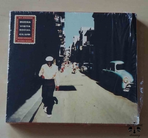 Buena Vista Social Club, płyta CD