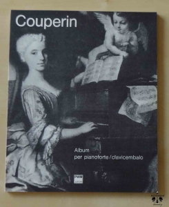Couperin, Album per pianoforte / clavicembalo. Nuty