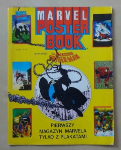 Marvel Poster Book the Amazing  Spider-Man