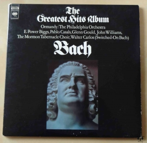Bach, The Greatest Hits Album, 2 płyty winylowe