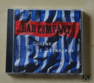 Bad Company, Company of Strangers, płyta CD