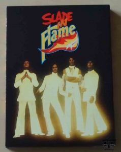 Slade in Flame, płyta DVD i płyta CD
