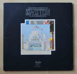 Led Zeppelin, The Soundtrack From The Film 'The Song Remains The Same', 2 płyty winylowe