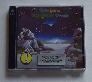 Yes, Tales From Topographic Oceans, 2 płyty CD