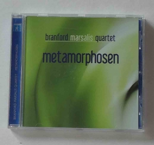 Branford Marsalis Quartet, Metamorphosen, płyta CD