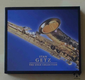 Stan Getz, The Gold Collection, 2 płyty CD