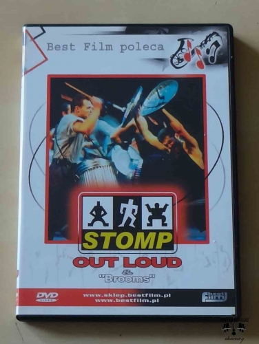 Stomp Out Loud & Brooms, płyta DVD.jpg