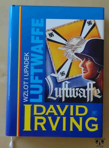 David Irving, Wzlot i upadek Luftwaffe.jpg