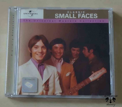 Small Faces, Classics, płyta CD.jpg