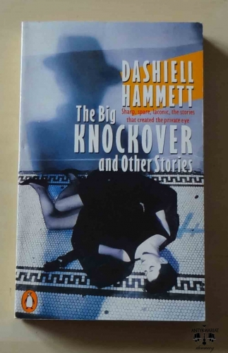 Dashiell Hammett, The Big Knockover and Other Stories.jpg
