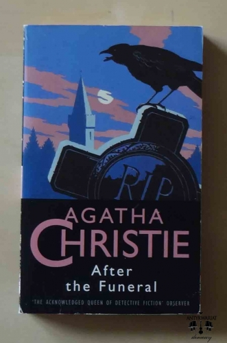 Agatha Christie, After the Funeral.jpg