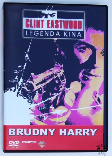 Brudny Harry, film DVD.jpg
