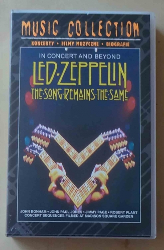 Led Zeppelin, The Song Remains The Same, kaseta VHS.jpg